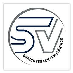 Logo Landesverband der Sachverständigen